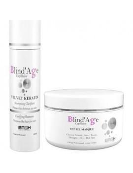 Blindage capillaire Kit de traitement