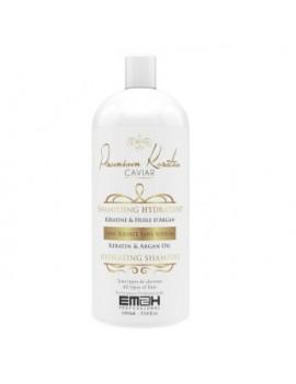 Premium keratine caviar shampoing hydratant 1 L